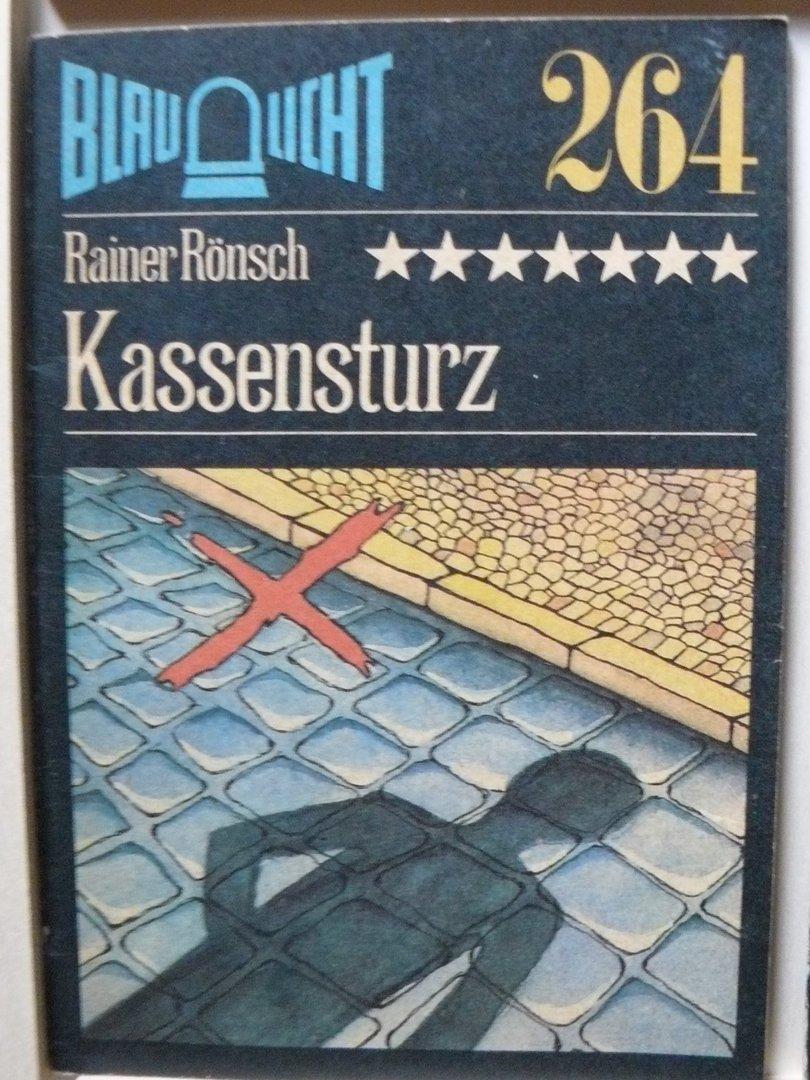 """Rainer Rönsch  """"Kassensturz"""" 1988"""