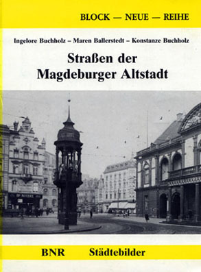 Straßen der Magdeburger Altstadt