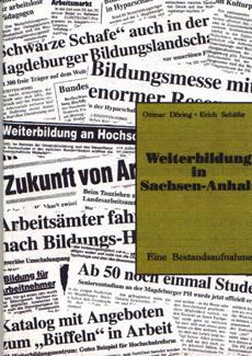 Weiterbildung in Sachsen-Anhalt