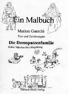 Die Domspatzenfamilie - Ein Malbuch