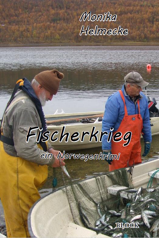 Fischerkrieg - Ein  Norwegen Krimi